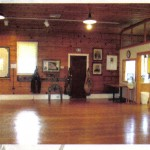 Pioneer Hall inside