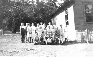 Lost Creek School 1915