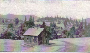 Lake Creek School 1900