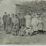 Lake Creek School 1912