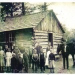 Lost Creek School 1887