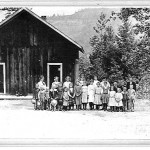 Lost Creek School 1908
